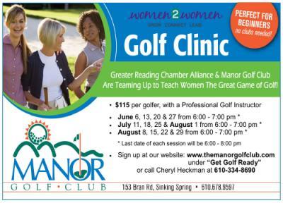Women2Women Get Golf Ready July Session